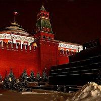 Красная площадь. Сенатский дворец, Сенатская башня, мавзолей... :: Кай-8 (Ярослав) Забелин