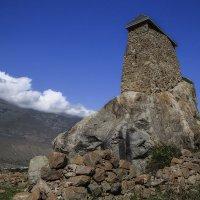 Башня Амирхана :: Леонид Сергиенко