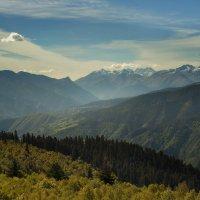 Лучше гор могут быть только горы ... :: Roma Chitinskiy