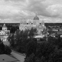 Крестовоздвиженский собор Николаевского монастыря - Верхоту́рье :: Олег Дейнега