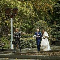 В парке... :: Александр Смольников
