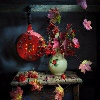 Осень,листь полетели... :: Svetlana Sneg