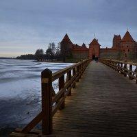 Замок :: Дмитрий Близнюченко