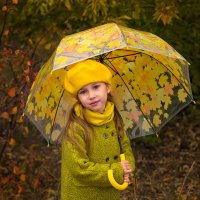 Детская осень :: Ольга