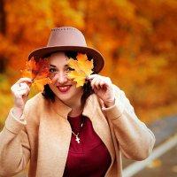 Осень :: photographer Anna Voron