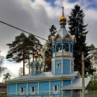 Церковь во имя святых апостолов Петра и Павла в п. Сиверский лен.обл. :: Александр