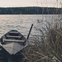 Лодка :: Олег Каразанов