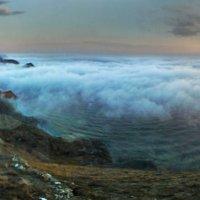 осенний туман ... похож на обман :: viton