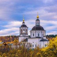 Церковь :: Сергей Добрыднев