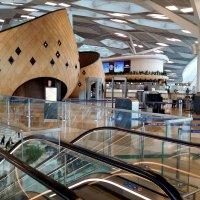 Международный аэропорт г.Баку :: Алла ZALLA