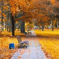 Осенний парк :: Екатерррина Полунина