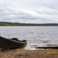 Старая лодка :: Кирилл Седов