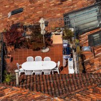 Оазис на крыше... :: Виктор Льготин