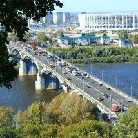 Канавинский мост :: Владимир Андреевич Ульянов