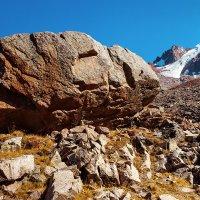 Almaty. 3300 m :: Sergey Baturin