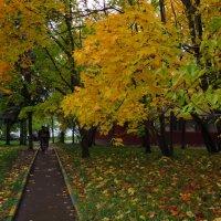 100%-й октябрь :: Андрей Лукьянов