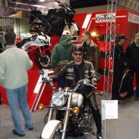 Авто-мото салон 2006. :: Dude 1961