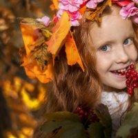 Мисс Осень :: людмила
