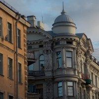 Дома  в центре Санкт-Петербурга :: Фотогруппа Весна.