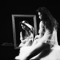 Зеркало. :: Александр Амеличкин