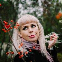 Осень в рябине :: Наталья Батракова