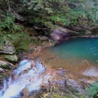 Бирюзовая вода Куджипс :: Gal` ka