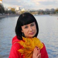 Осенние листья. :: Александр Бабаев