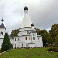 Церковь Воскресения Христова в Городне. :: Михаил Столяров