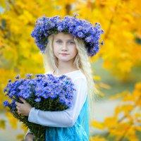 Осень и цветы :: Сергей