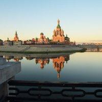 набережная Йошкар-Олы :: Владимир Акилбаев