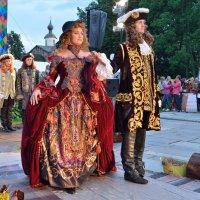 На фестивале САРАФАН (этюд 4) :: Константин Жирнов