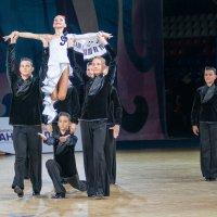 Чемпионат России по танцевальному спорту 2017 :: Борис Гольдберг