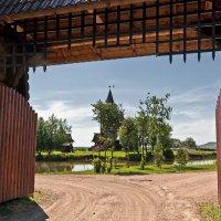 Крепостные ворота. Поселок Луна. Оренбургская область :: MILAV V
