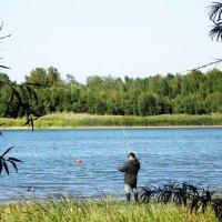 На рыбалке :: Надежда