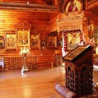 Храм Святого Мученика Иоанна Воина (женский монастырь) :: Наталья Петровна Власова