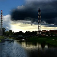 Такая разная погода... :: Роман Никитин