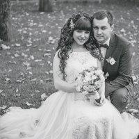 Свадебный момент :: Вячеслав