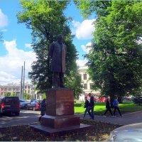 Памятник С.П. Боткину :: Вера