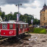 первый Львовский трамвай :: Sergey Bagach