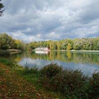 Волшебная осень, Волшебные дни... :: Galina Dzubina