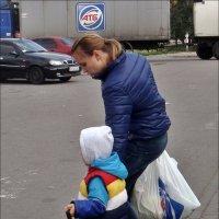 Мамин помощник :: Нина Корешкова