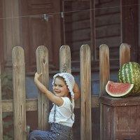 Маленькая шкодница :: Анастасия Бембак