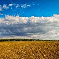 облака осени :: юрий иванов
