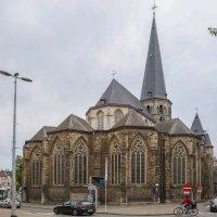 Церковь Св. Михаила в Генте :: Владимир Леликов