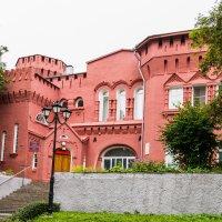 Музей ВОВ.Изначально здание городского училища :: Ruslan