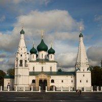 Церковь Ильи Пророка :: Григорий