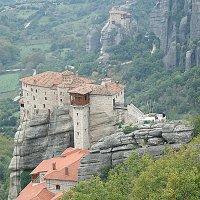 Метеоры ,Греция :: svetlana.voskresenskaia