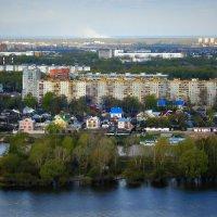 Нижегородское заречье... :: Андрей Головкин