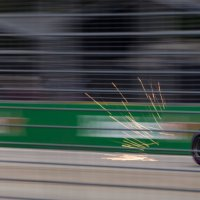 Singapore GP 2017 :: Олеся Семенова