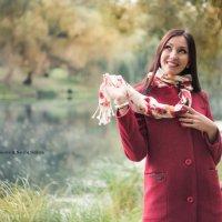 Осень в парке. Осенняя фотосессия. Фотограф в Белгороде. :: Руслан Кокорев